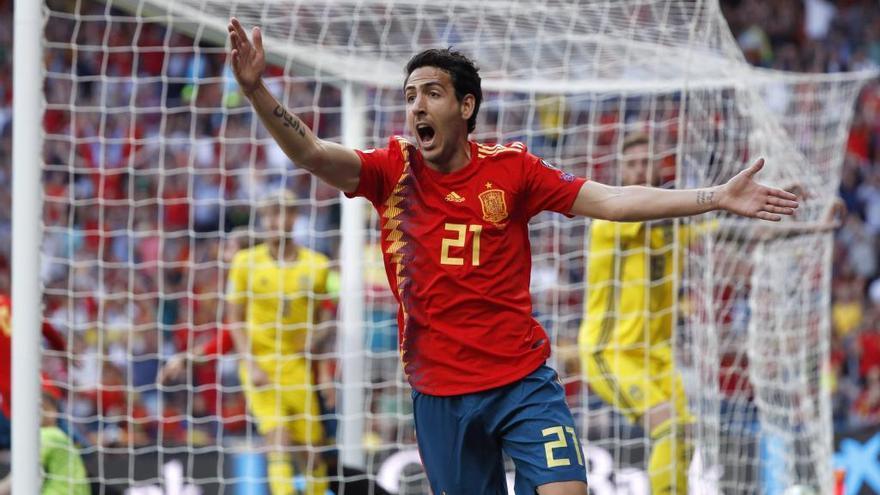 El Valencia CF se hace fuerte en la selección absoluta