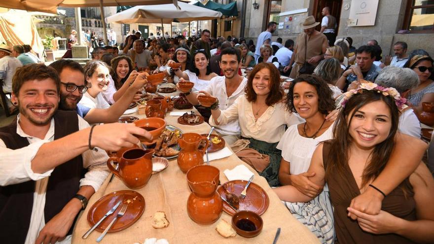 La Feira Franca, a dieta covid