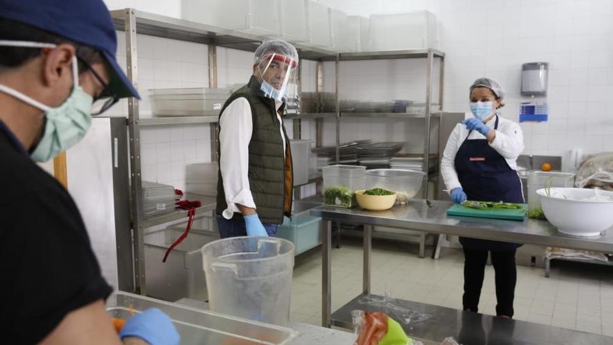 Alicante Gastronómica se transforma para ayudar a las personas más desfavorecidas durante la crisis del coronavirus