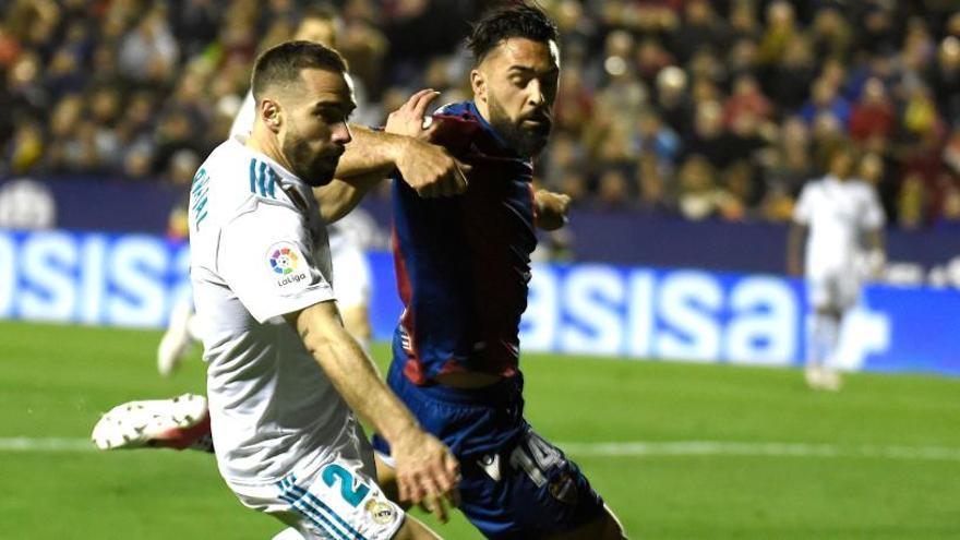 Carvajal no podrá jugar el partido de ida contra el PSG