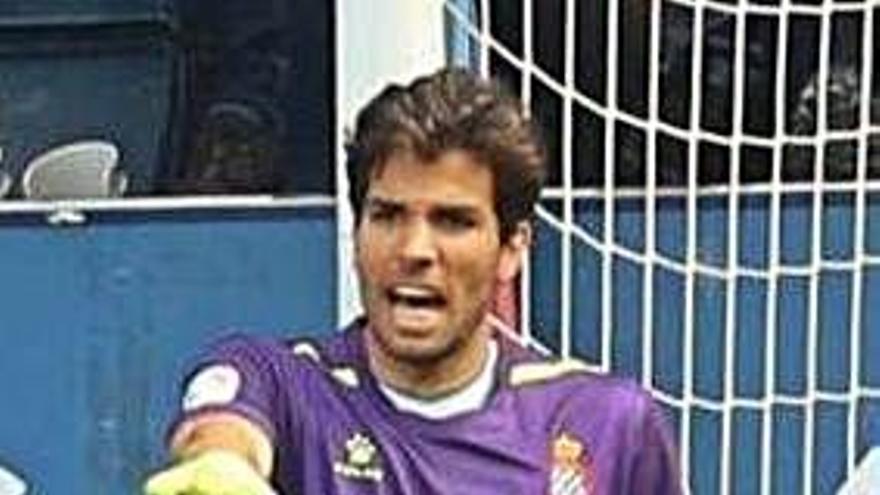 L'Espanyol cau a El Sadar i s'allunya cada vegada més de la permanència (1-0)