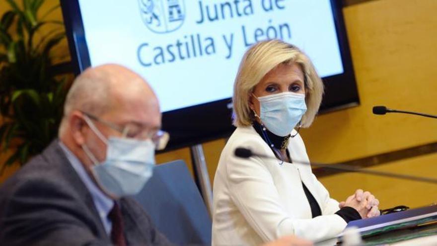 Castilla y León pedirá al Gobierno un nuevo confinamiento domiciliario si no se estabiliza la curva