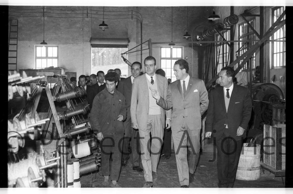Así fueron la visitas del Rey emérito a la provincia de Alicante entre los años 60 y 80