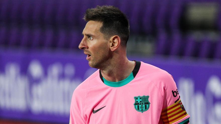 """Messi: """"Guardiola tiene algo especial, con Luis Enrique, los dos mejores"""""""