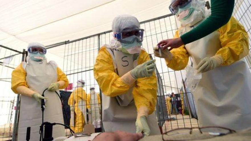"""Médicos Sin Fronteras sobre el ébola: """"Estamos al límite, no podemos más"""""""