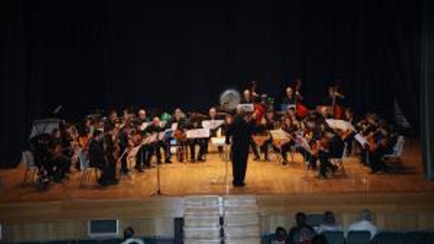 Concierto dela Banda Juvenil de la UME