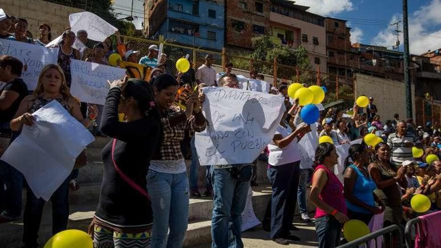 La oposición venezolana rompe el diálogo con el Gobierno