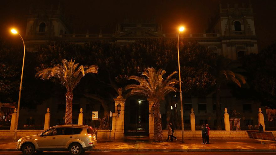 La Diputación apaga hoy sus luces para sumarse a la campaña 'La Hora del Planeta'