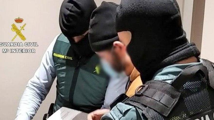 Detenido en Madrid un miembro del Dáesh radicalizado que podría atacar