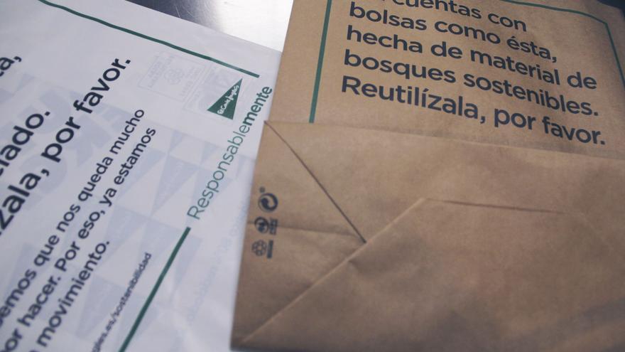 'Packaging' sostenible, la compra més responsable