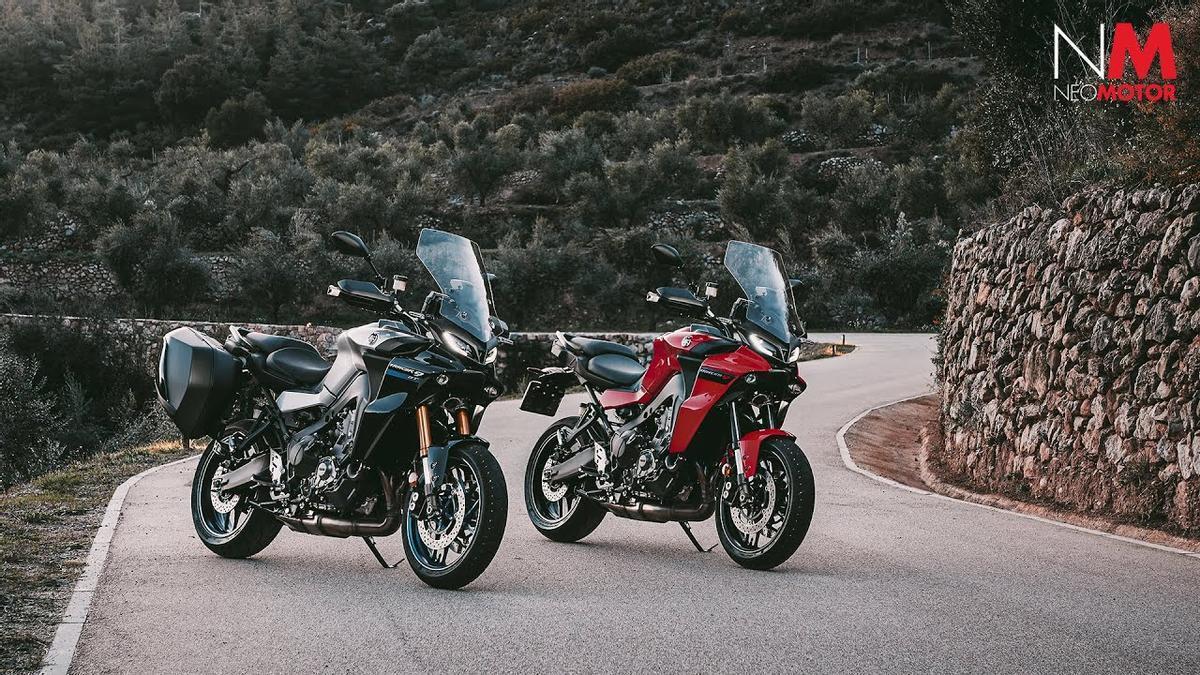 Vídeo: Probamos la nueva Yamaha Tracer9 2021