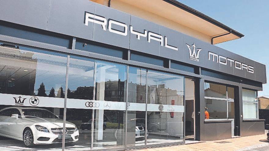 Royal Motor: Asesoramiento experto sobre ruedas