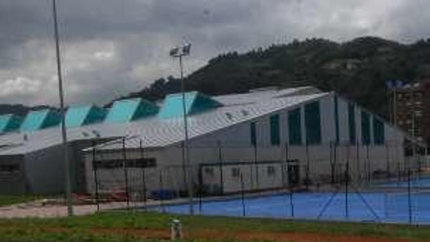 El convenio con Mieres para el uso del campus, a la espera del grado de Deportes