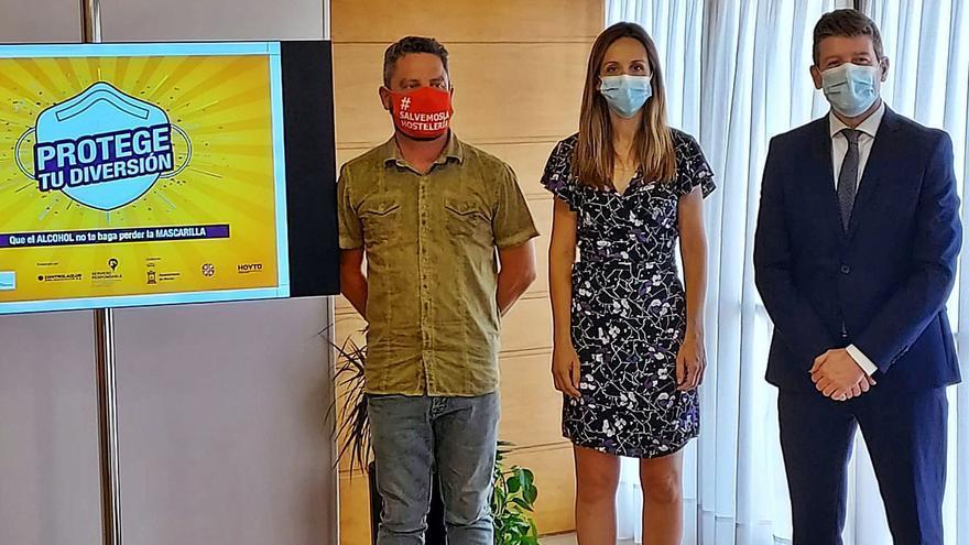 La campaña 'Protege tu diversión' hará más seguras las zonas de ocio