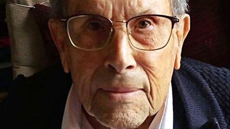 Muere en Granadilla José Ventura, el cura del Santo Hermano Pedro, a los 91 años