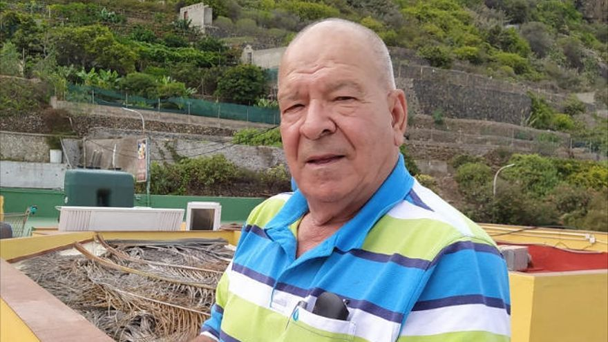 """Manuel Reyes: """"San Juan de la Rambla parece un pueblo tercermundista"""""""