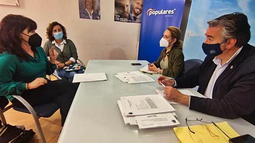 El Partido Popular exige al Principado que busque una solución para la empresa Modultec
