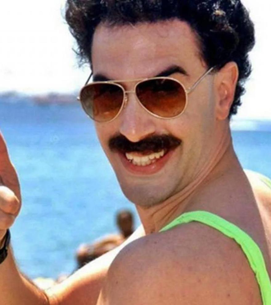 Fotograma de 'Borat 2'.