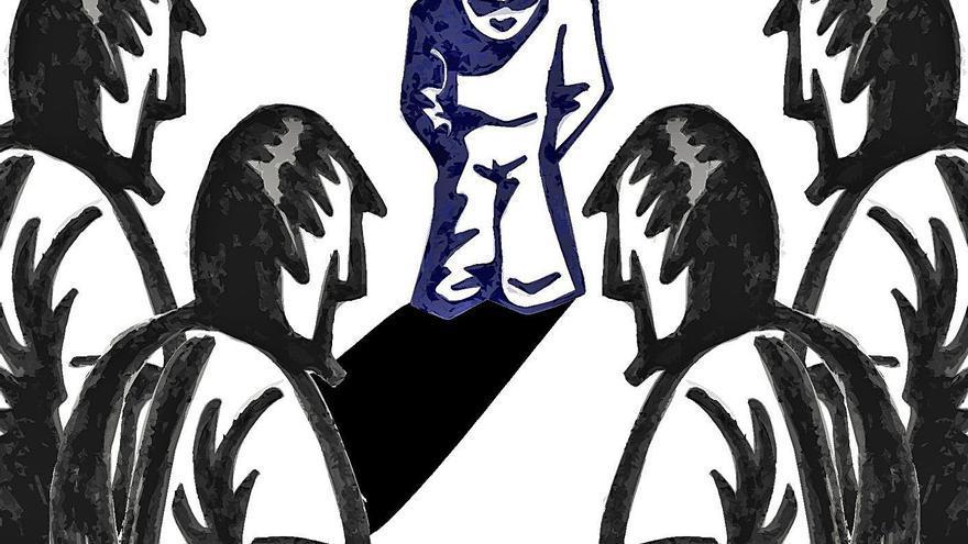 """Golpes, insultos y aislamiento: el """"infierno"""" del acoso escolar que denuncia una familia de El Entrego"""