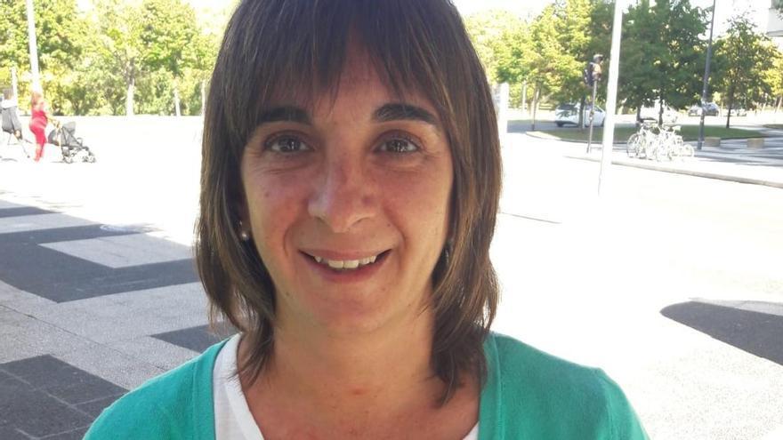 Alicia Bouzada, repuesta como vicepresidenta del Colegio de Enfermería de Zamora