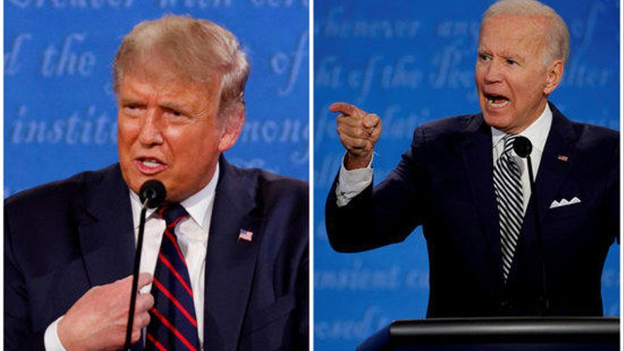 Biden guanya Arizona però ni ell ni Trump tenen encara prou vots per declarar la victòria