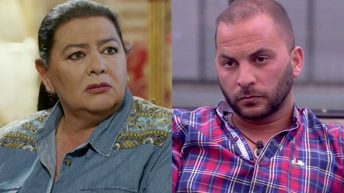 María del Monte y Antonio Tejado