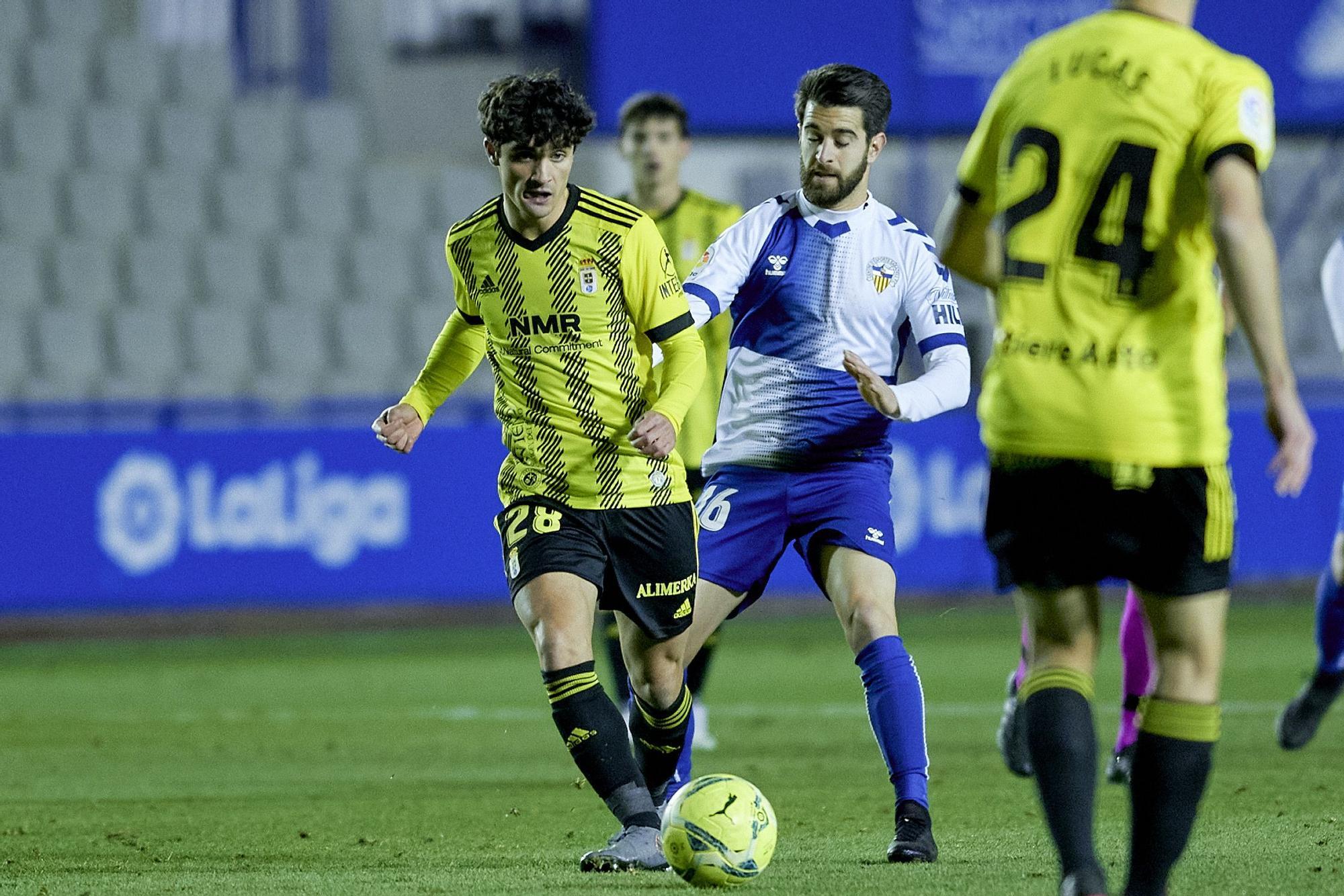 Las imágenes del Sabadell-Oviedo