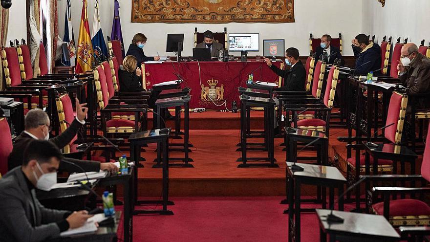 El Pleno aprueba abrir el proceso para restaurar el cementerio de San Juan