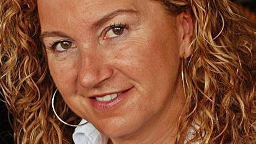 La directora general de Asesoría Jurídica, Patricia Ibaseta. | LNE