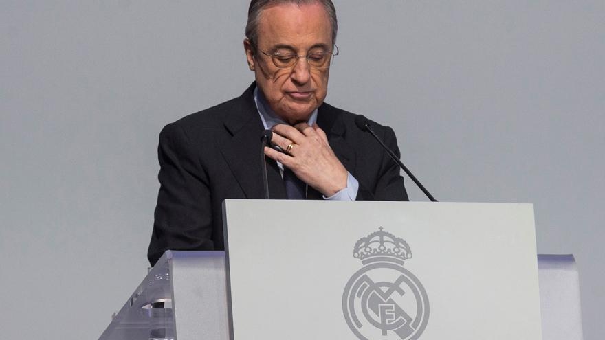 Florentino pierde la Champions