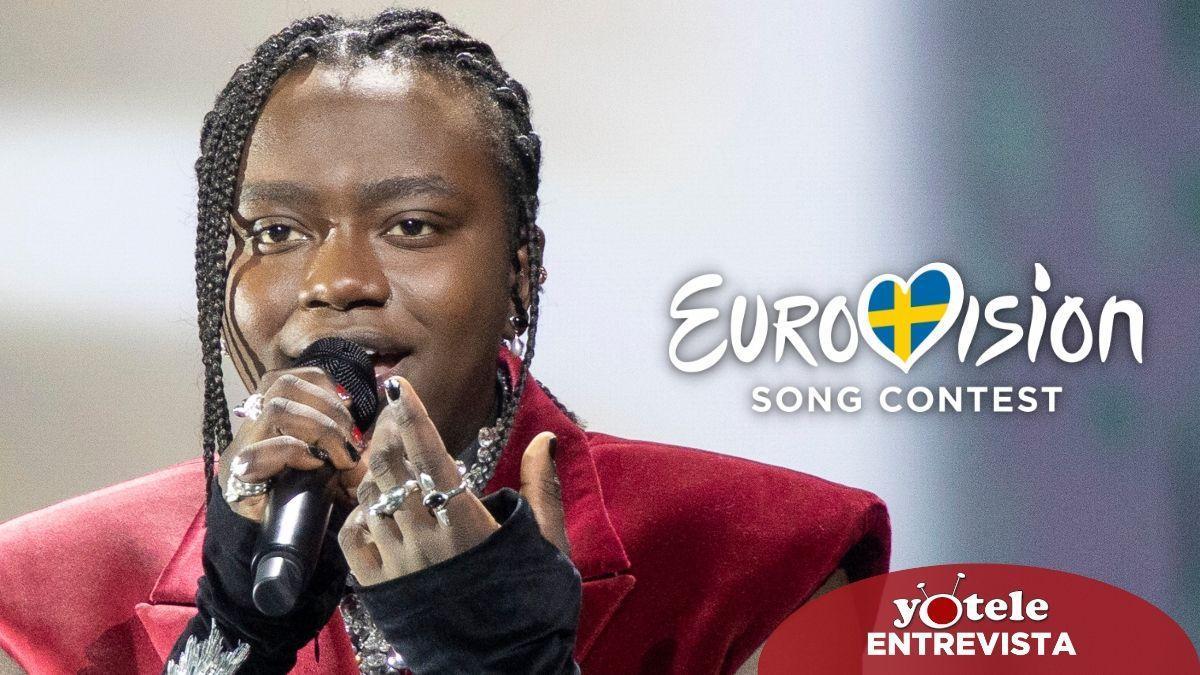 Tusse, representante de Suecia en Eurovisión.