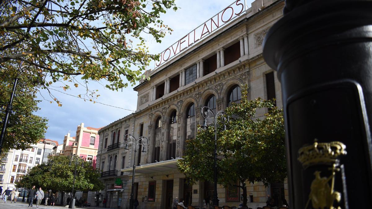 Teatro Jovellanos.