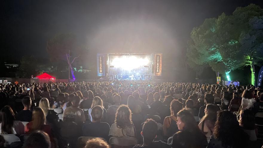 El Festival Ítaca tanca la seva novena edició amb més de 10.000 espectadors