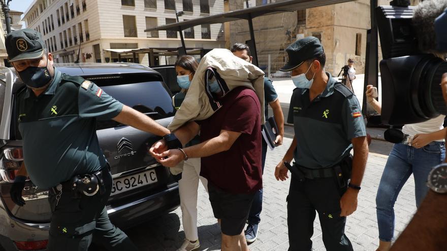 Comparece ante el juez el presunto asesino de Florina Gogos en Alzira