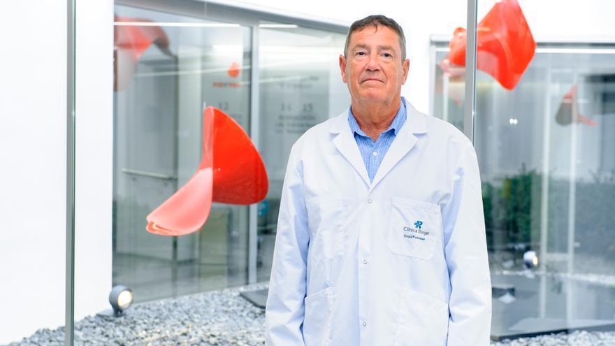 Clínica Rotger incorpora al doctor Paulino López a su equipo del Servicio de Pediatría