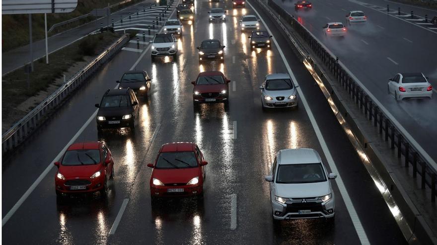 Las ventas de coches caen en España un 18,7% en noviembre