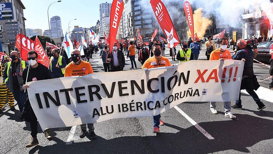 El Congreso insta al Gobierno a intervenir Alu Ibérica a través de la SEPI para reactivarla