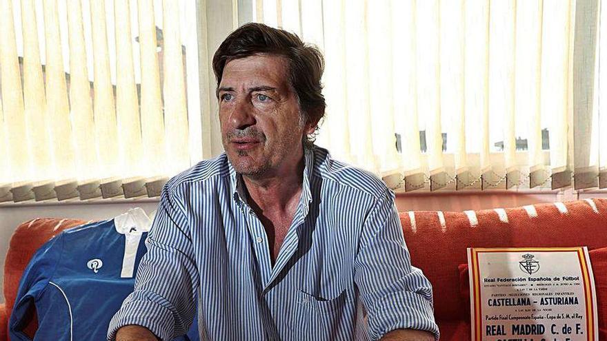 """Agustín Rodríguez: """"Al acabar me fui mosqueado y rompí la puerta del vestuario"""""""