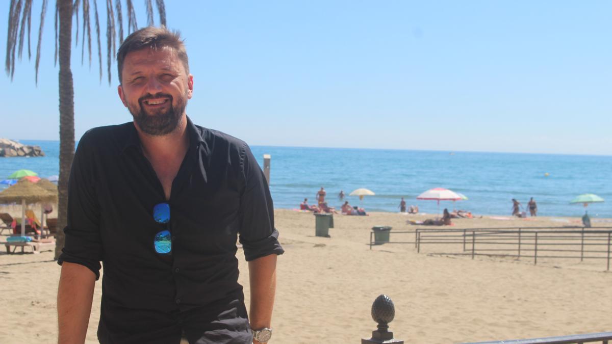 Dejan Kamenjasevic, nuevo hombre fuerte en el apartado deportivo del CB Marbella
