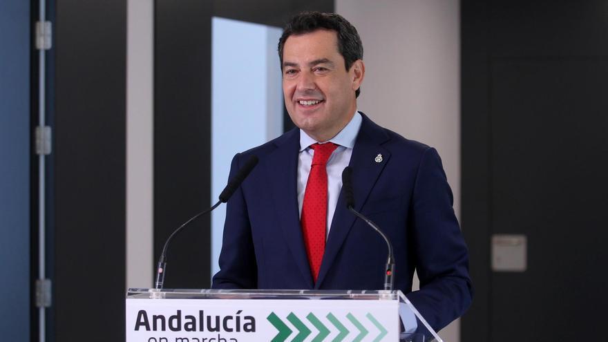 Juanma Moreno abre la puerta a estudiar la próxima semana la movilidad entre provincias