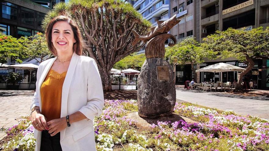 """Evelyn Alonso: """"Me he sentido amenazada por Patricia Hernández"""""""