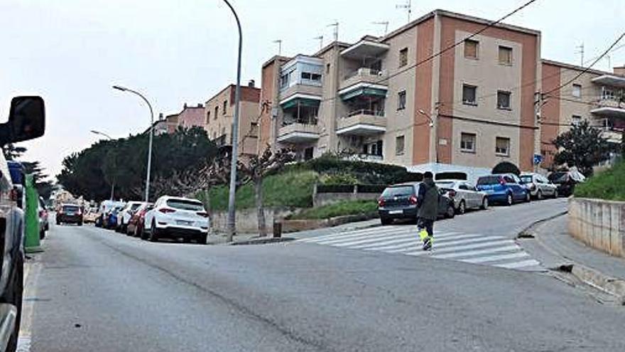 Dos ferits per arma blanca en una baralla al carrer a Figueres