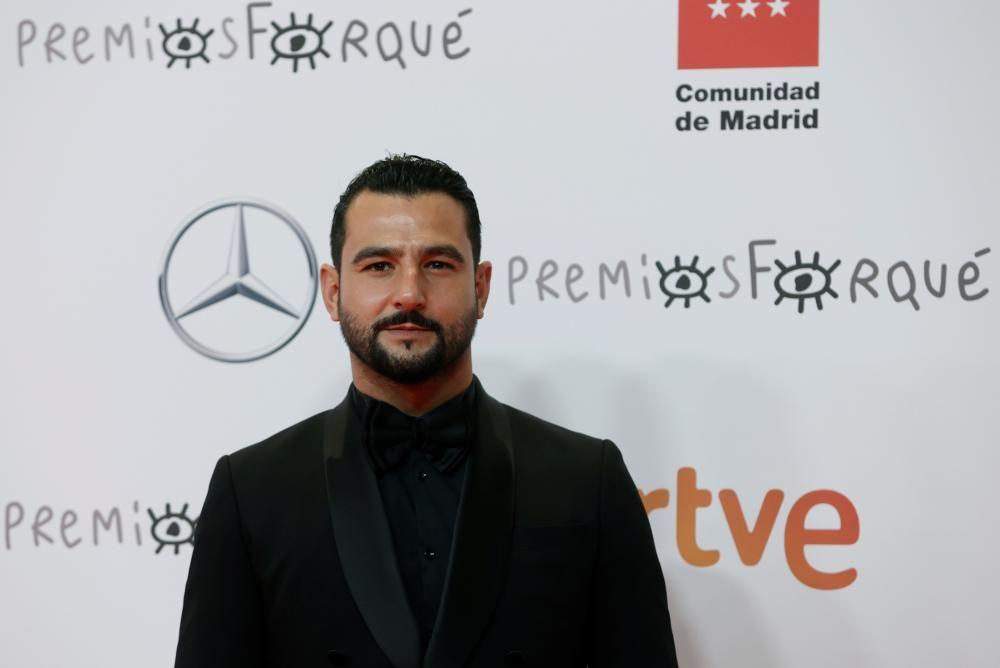 El actor Antonio Velázquez.