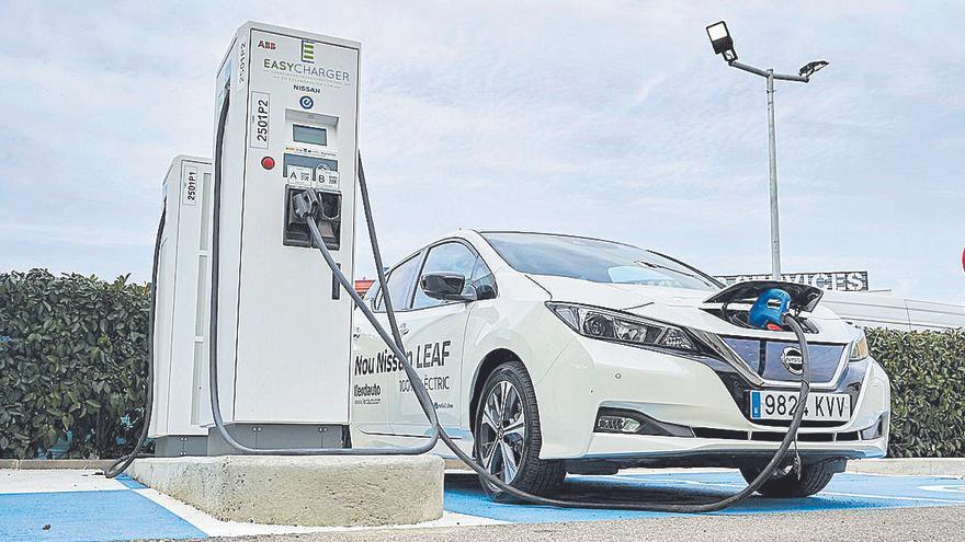 Castilla y León recibirá 20 millones para impulsar el coche eléctrico