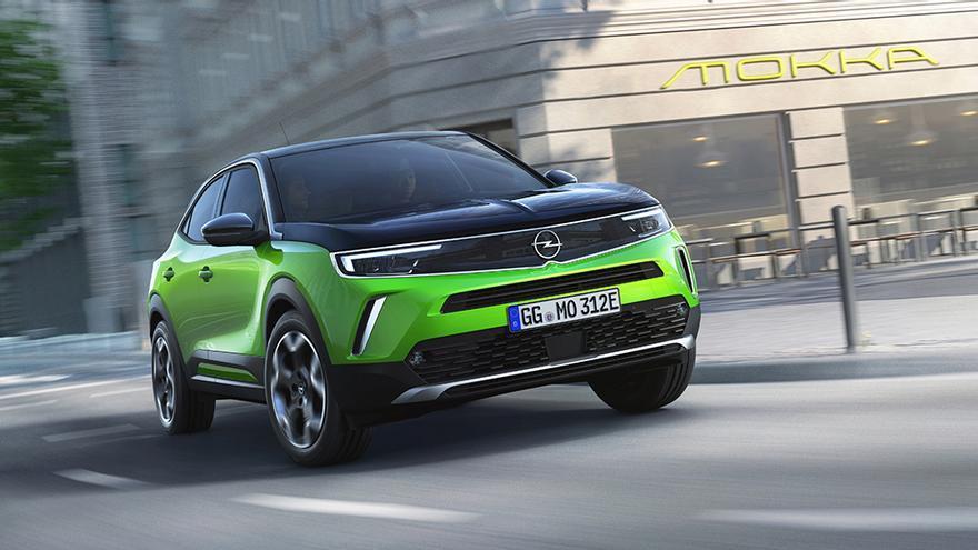 Opel rediseña su marca con el nuevo Mokka, en exclusiva del 14 al 16 de abril en Elche