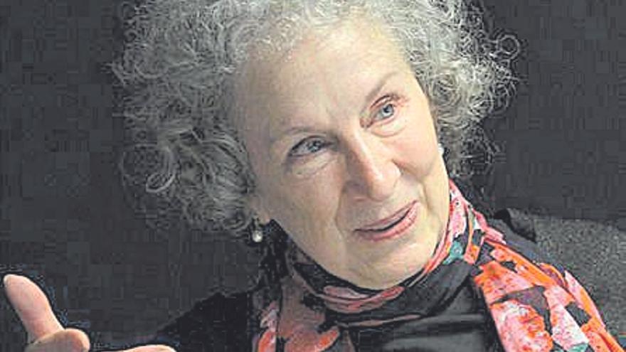 Atwood, en las quinielas del galardón de Literatura