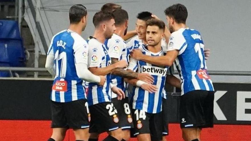Los goles de la jornada 1 de Segunda: De los tres del Espanyol al del Castellón en el 98