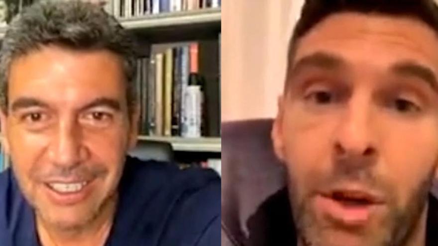 El argentino Mauro Boselli se deja querer por Arturo Elías