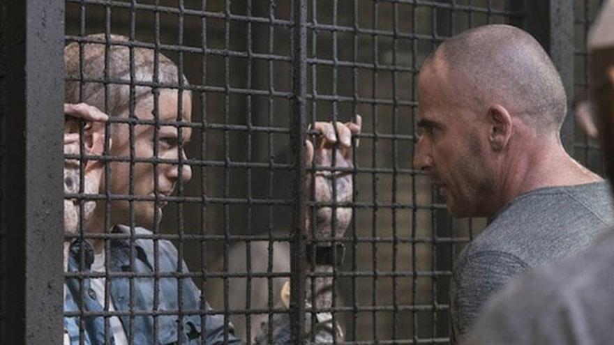 Així va ser el retorn de 'Prison Break'