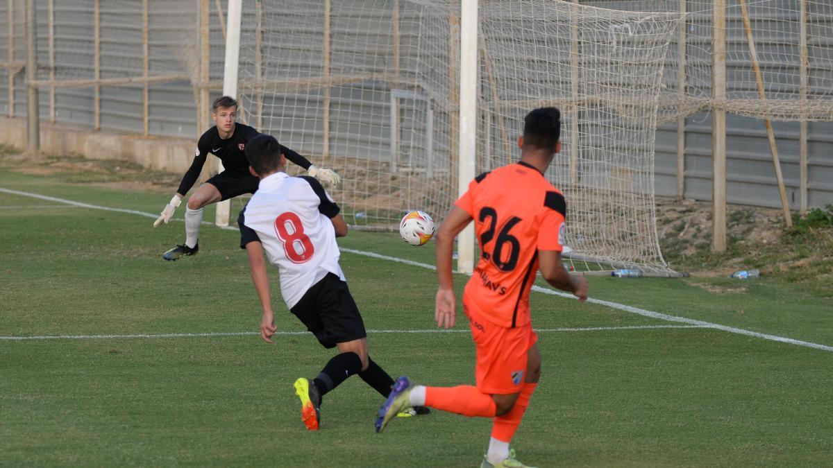 Segunda victoria de la pretemporada del Málaga CF